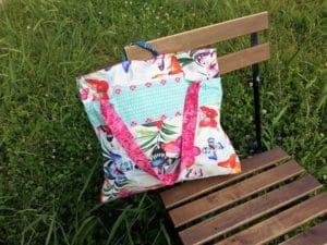 """Le sac """"printemps"""" à Avignon"""