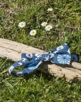 Nœud Papillon – Bleu Oiseaux