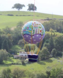 Montgolfière Joy, Love and Fun